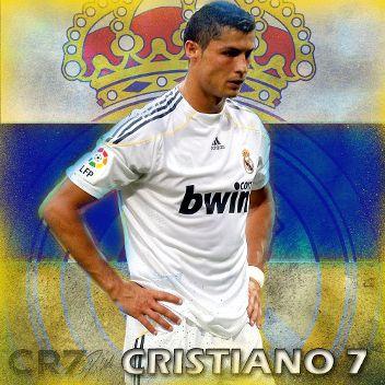 Cristiano Ronaldo : le madrilene