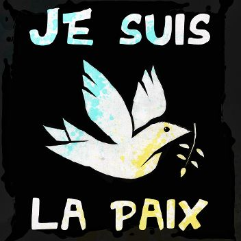Je suis la Paix