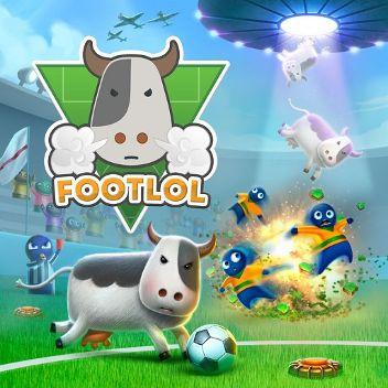 FootLOL: Crazy Football