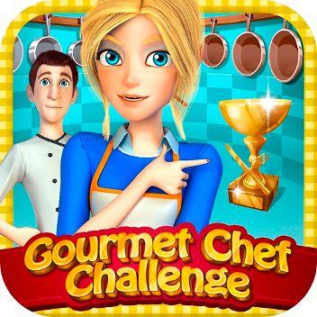 Gourmet Chef Challenge - Around the World