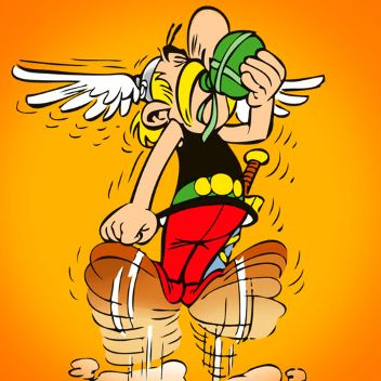 Asterix Total Retaliation