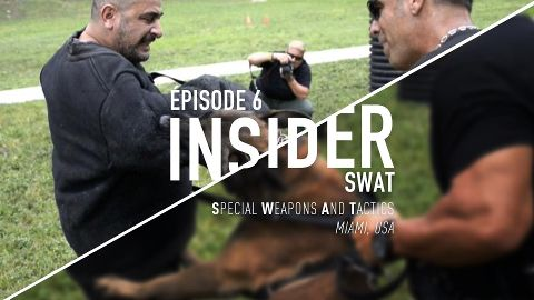 Insider [6/12]  : SWAT (Special Weapons and Tactics, Miami/USA)